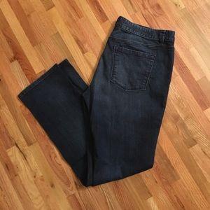 💕LOFT💕 Modern Straight Jeans
